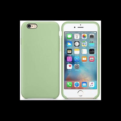 Siliconenhoesje voor iPhone 8 - Groen