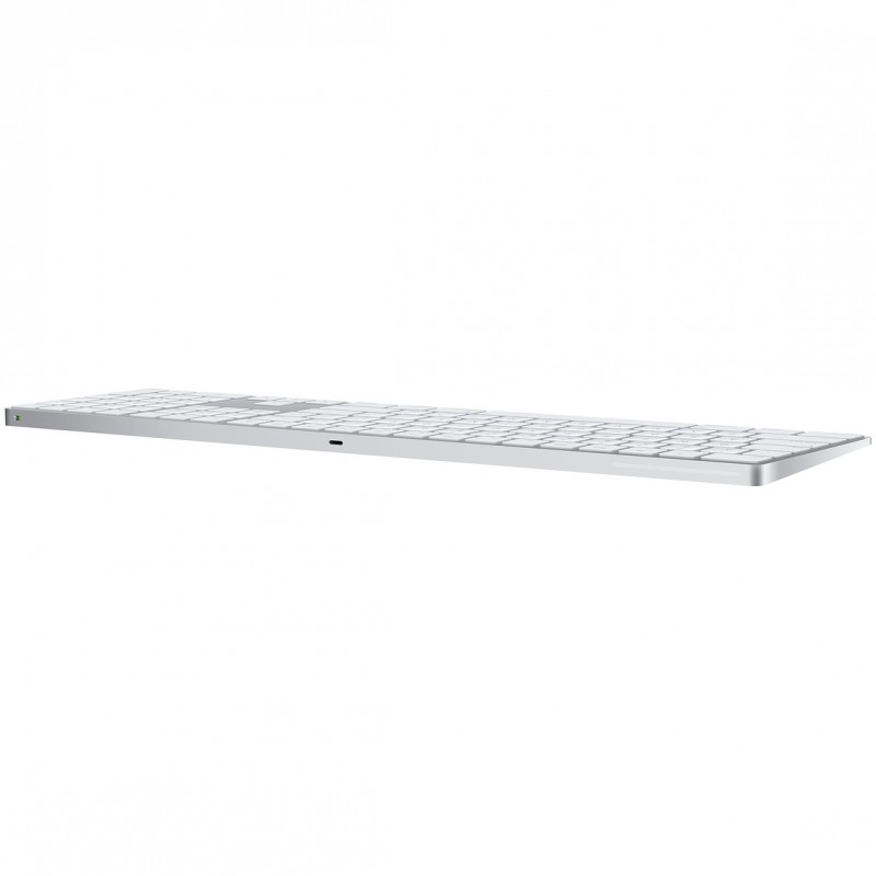 Apple Magic Keyboard 2 met numeriek toetsenblok - Nederlands (zilver)