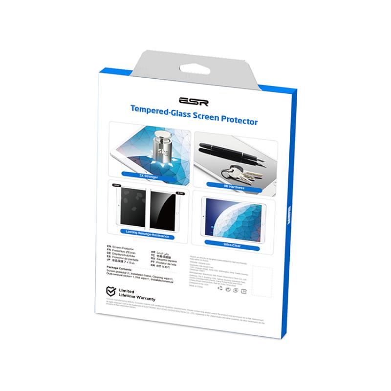 iPad Mini 4   ESR Tempered Glass Screen Protector
