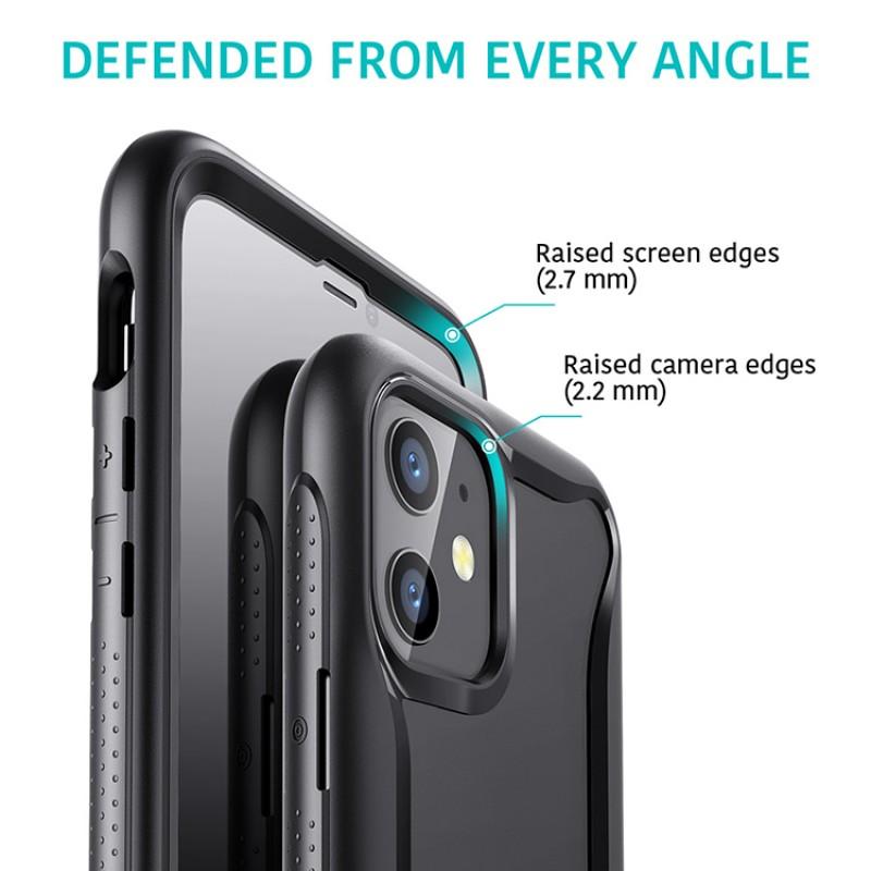 iPhone 11   ESR Alliance Series-hoesje (zwart)