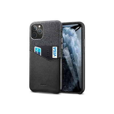 iPhone 11 Pro | ESR Metro Wallet Series-hoesje (zwart)