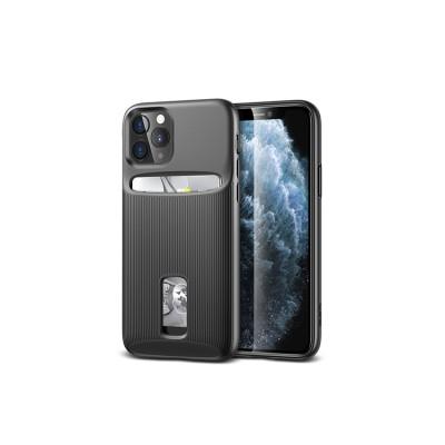 iPhone 11 Pro | ESR Wallet Armor Series-hoesje (zwart)