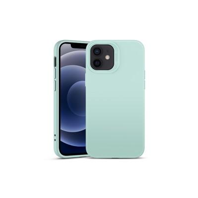 iPhone 12 Mini | ESR Cloud Series-hoesje (groen)