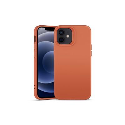 iPhone 12 Mini | ESR Cloud Series-hoesje (oranje)