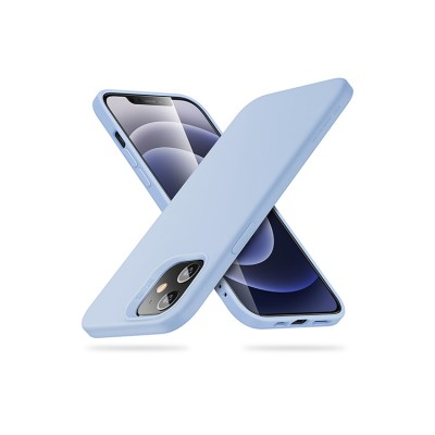 iPhone 12 Mini | ESR Cloud Series-hoesje (paars)