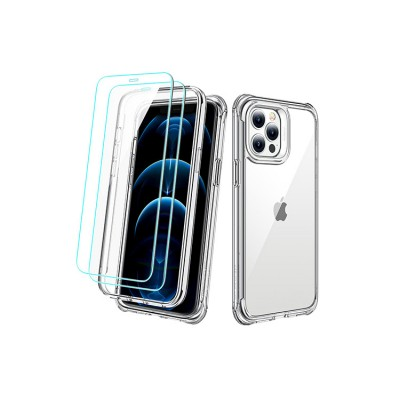 iPhone 12 Pro Max | ESR Alliance Series-hoesje (transparant)