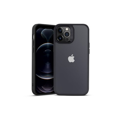 iPhone 12 Pro Max | ESR Classic Hybrid Series-hoesje (zwart + transparant)