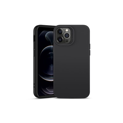 iPhone 12 Pro Max | ESR Cloud Series-hoesje (zwart)