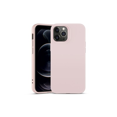 iPhone 12 Pro Max | ESR Cloud Series-hoesje (roze)