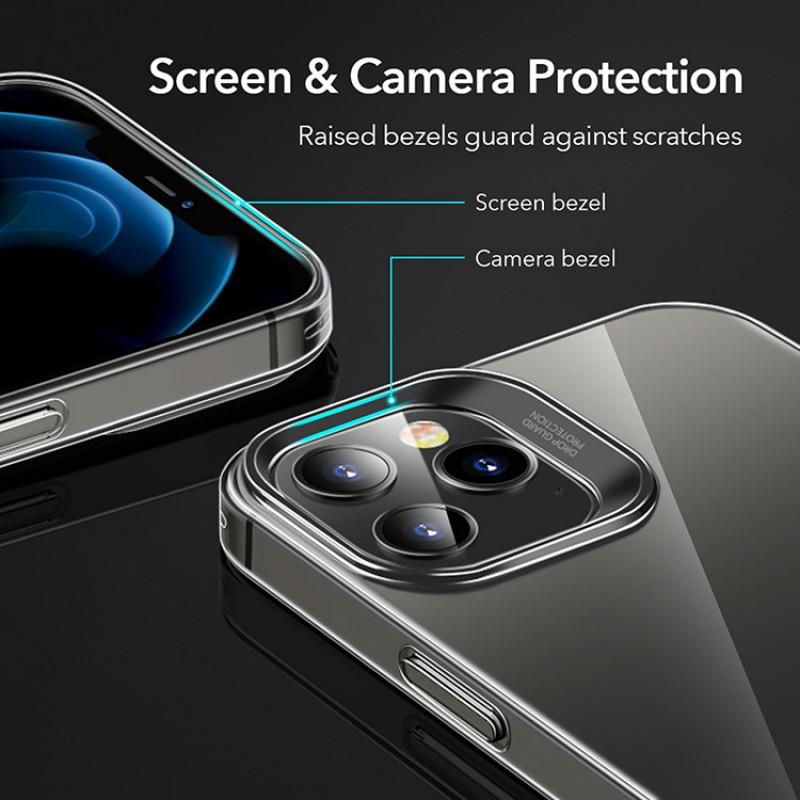 iPhone 12 Pro Max | ESR Project Zero Series-hoesje (transparant)