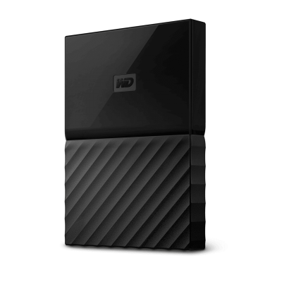 Western Digital My Passport 1TB (zwart)
