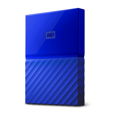 Western Digital My Passport 1TB (blauw)