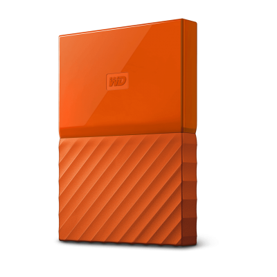 Western Digital My Passport 1TB (oranje)