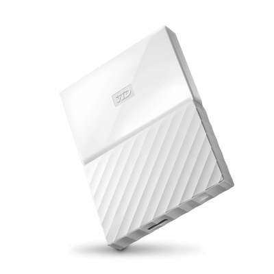 Western Digital My Passport 1TB (wit)