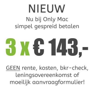 MacBook (13-inch) 2,4GHz/4GB/240GB-SSD/NVIDIA