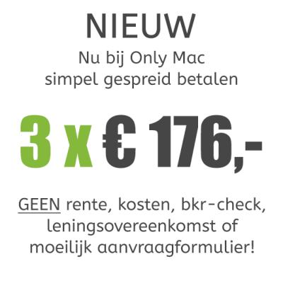 MacBook (13-inch) 2,4GHz/8GB/240GB-SSD/NVIDIA