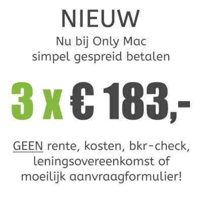 MacBook Air (13-inch) i5/1,6GHz/2GB/64GB-SSD/Intel - Grade B
