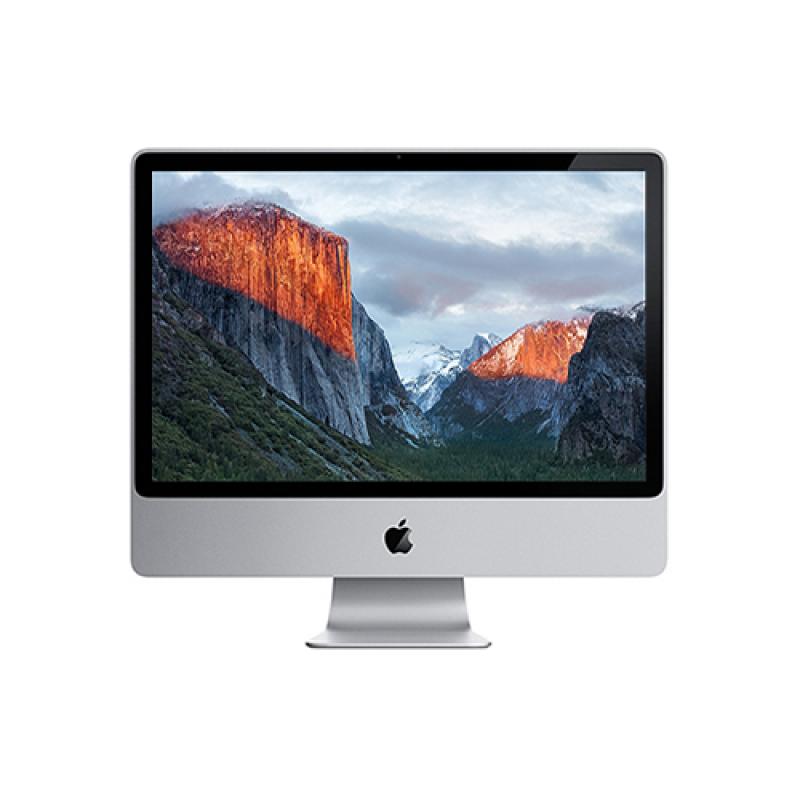 iMac (24-inch) 2,8GHz/4GB/180GB-SSD/NVIDIA