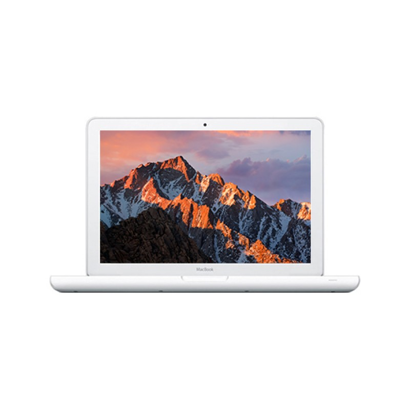 MacBook (13-inch) 2,4GHz/2GB/120GB-SSD/NVIDIA