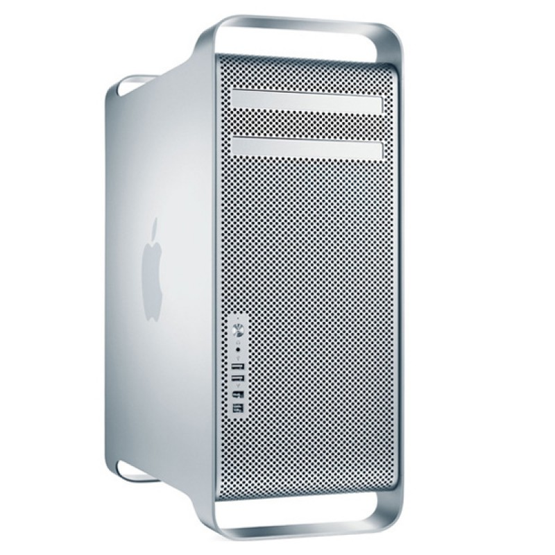 "Mac Pro ""Twelve-Core"" 2,4GHz-8GB-500GB SSD-HD5770-High Sierra"