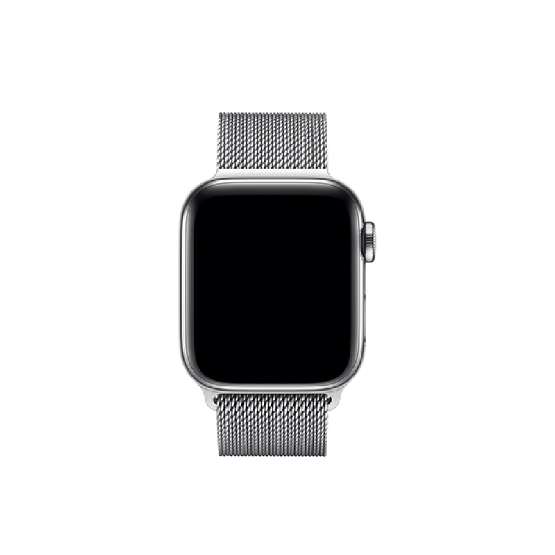 Watch 1 (38 mm) Silver