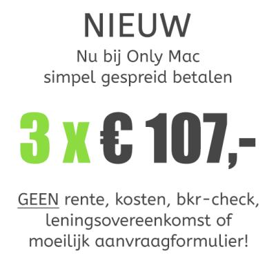 Mac Mini 2,66GHz verkrijgbaar vanaf:
