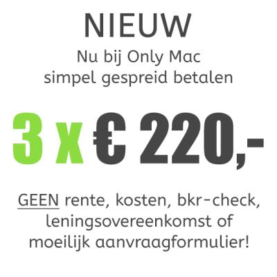 Mac Mini i7 2,3GHz verkrijgbaar vanaf: