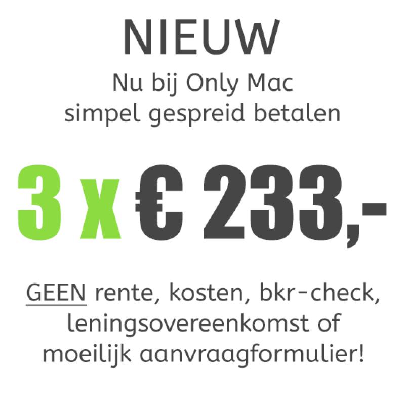 MacBook Air (13-inch) i5/1,6GHz/4GB/128GB-SSD/Intel M. Harbers