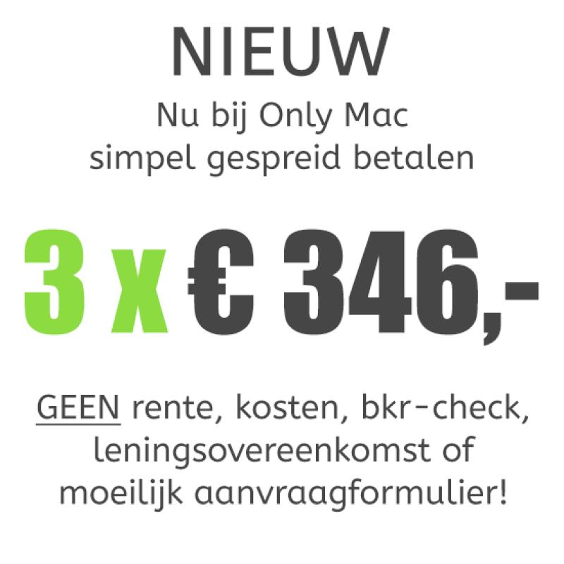 MacBook Pro (13-inch) Retina i5 - 2,0GHz - 8GB - 256GB SSD - Iris 540 - Big Sur
