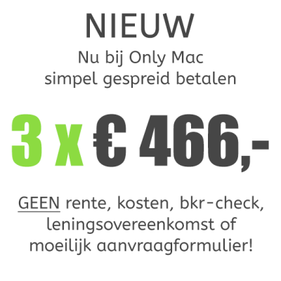 MacBook Pro (13-inch) Retina i7/2,8GHz/8GB/512GB-SSD/Intel