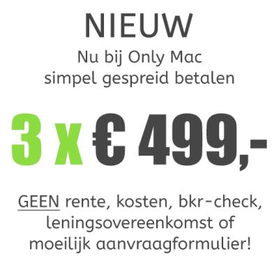 MacBook Pro (15-inch) Retina Touch Bar i7 - 2,6GHz - 16GB - 512GB SSD - Radeon 450 - Big Sur