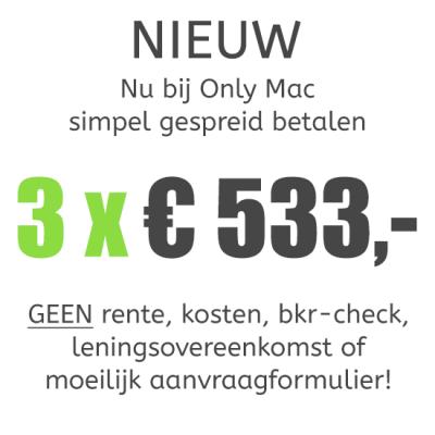 Mac Pro 'Six-Core' 3,33GHz/16GB/1TB-SSD/AMD '8 GB VIDEOKAART'