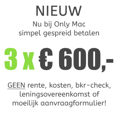 iMac Slim (27-inch) i7 3,4GHz verkrijgbaar vanaf: