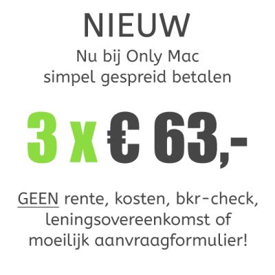 Mac Mini 2,53GHz - 4GB - 120GB SSD - El Capitan verkrijgbaar vanaf: