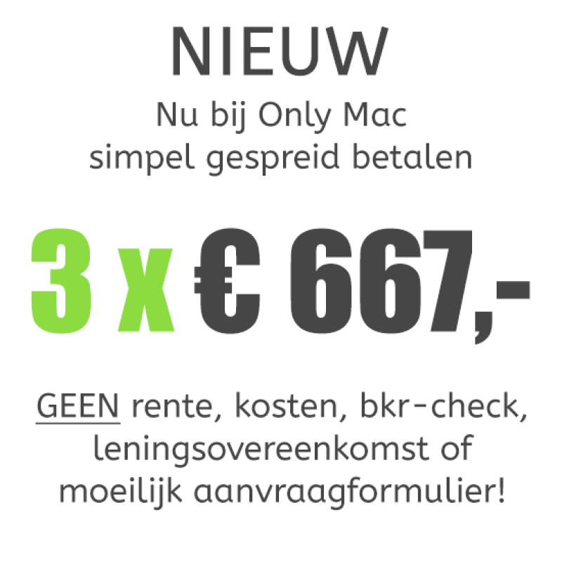 iMac Slim (27-inch) i7 3,5GHz verkrijgbaar vanaf:
