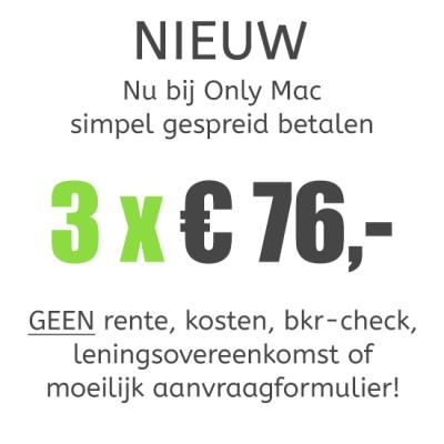 Mac Mini 2,53GHz - 4GB - 2x 120GB SSD - El Capitan verkrijgbaar vanaf:
