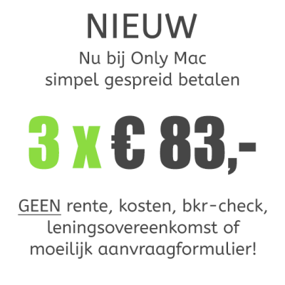 iMac (20-inch) 2,0GHz verkrijgbaar vanaf: